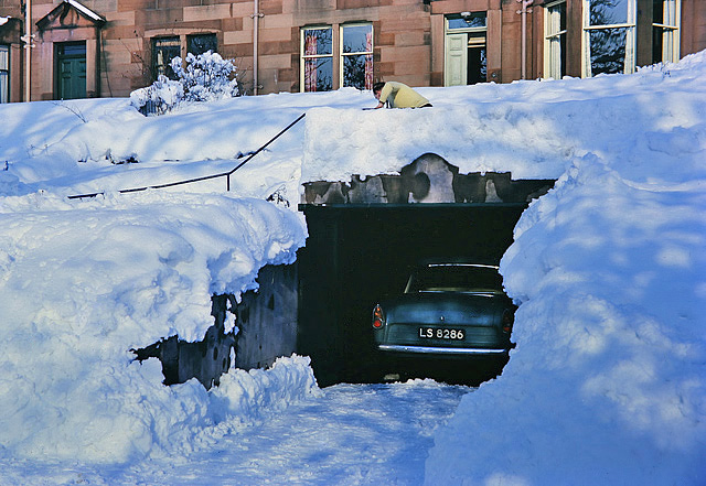 hiver-porte-de-garage